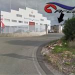 ARCA location near Tortosa