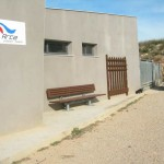 A.R.C.A. Refuge for abandoned dogs in Tortosa