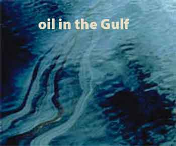 oil in the gulf