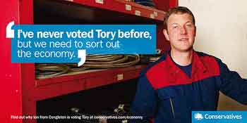 i never voted tory before